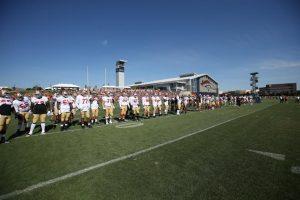 49ers v Broncos prac 2