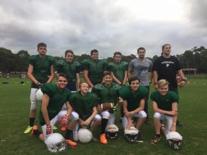 The Green Tanks led the league in touchdowns but couldn't get the final win.